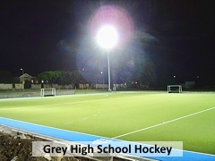 Grey High School Hockey Field