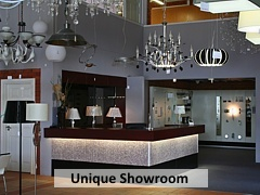 Unique Showroom